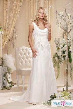 Suknia ślubna firmy KARINA- MODEL AVICKI 2012