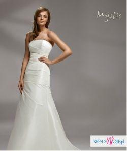 Suknia ślubna firmy Mistic model Neo rozm. 38