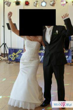 Suknia ślubna firmy More Lee