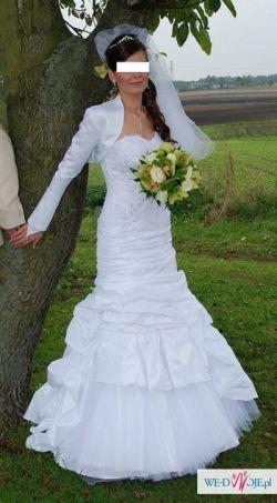 Suknia ślubna firmy Ms Moda model Bella