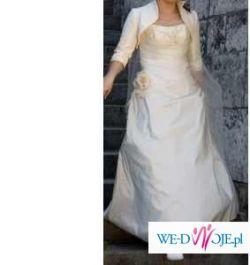 Suknia ślubna-firmy NABLA