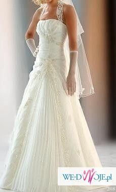 Suknia ślubna firmy Sarah