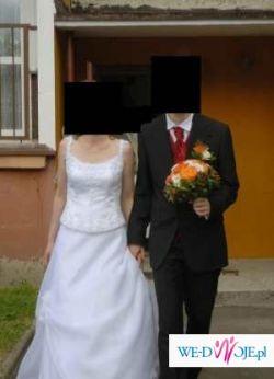Suknia ślubna Flossmann