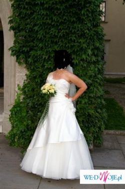 Suknia ślubna Frida!Superwygodna, w idealnym stanie!