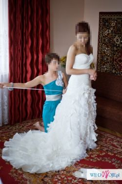 Suknia ślubna Frida z kolekcji 2010 Emmi Mariage