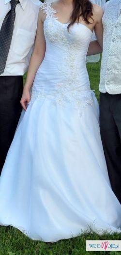Suknia Ślubna Fulara&Żywczyk wart.4700+gratisy!!!