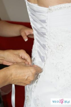 Suknia Ślubna GACCIO HERMS