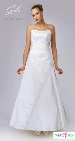 suknia ślubna Gala - Cristall