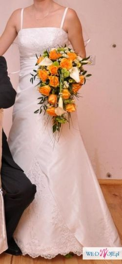 Suknia ślubna Gala Heidi
