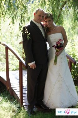 suknia ślubna Gala, Heidi 36-38