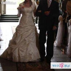 Suknia ślubna GALA / Keiko 2010 - Gratis bolerko
