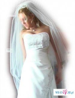 Suknia ślubna GALA model Cristal 38/40 lubuskie