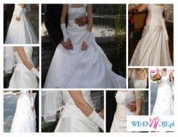 Suknia ślubna Gala model Cristall