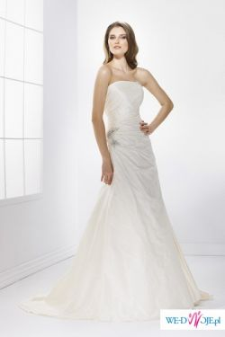 Suknią ślubna GALA model HADA - biała roz. 36/38
