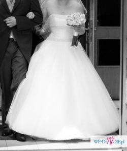 Suknia ślubna GALA, model KENDRA, typ princessa