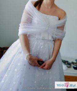 Suknia Ślubna Gala Suzanne Rozmiar 36/38
