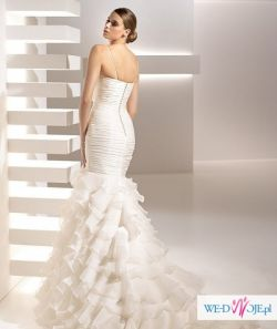 Suknia ślubna Galante firmy Pronovias kolekcja 2010 !