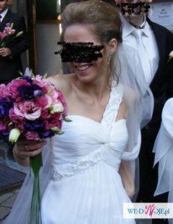 Suknia ślubna Galia firmy Pronovias