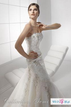 Suknia ślubna Gasha firmy Gala