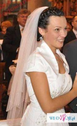 suknia ślubna gina - kolekcja ms moda 2010
