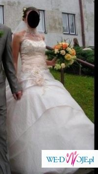 Suknia ślubna GOLD SPOSA za 1100 zł