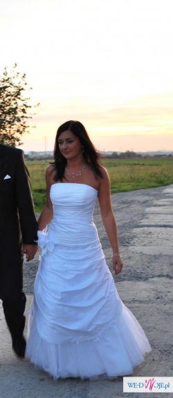Suknia ślubna Gracja!!!!