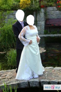 Suknia  ślubna+ GRATIS