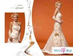 Suknia ślubna+GRATISY!!!