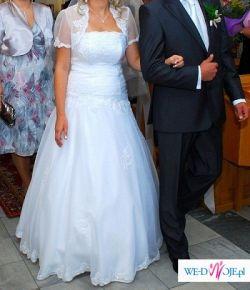 Suknia Ślubna + gratisy!!!!!!!!!!!