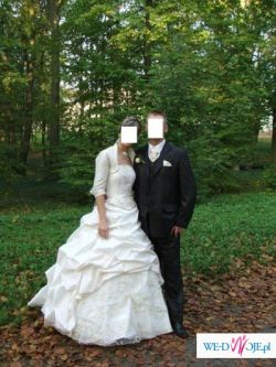 Suknia ślubna GRENADA 2008- ecru