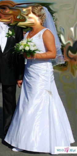 Suknia Ślubna HADA (firmy GALA) rozm. 42 , 44 , 46