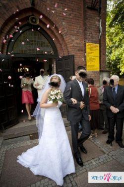 Suknia ślubna Herm's –model Blues 2011 - SPRZEDAM!!!