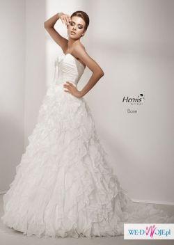 Suknia ślubna Herm's Bose