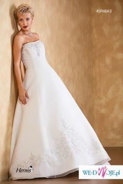 Suknia ślubna HERM'S KIRIBAS rozmiar 38