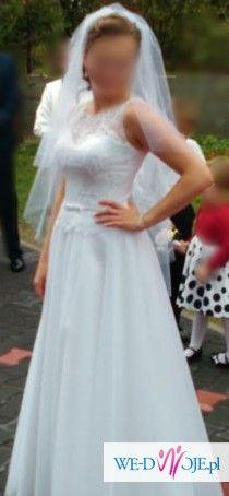 suknia ślubna Herm's Malaga