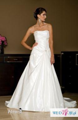 suknia ślubna Herm's model Evan