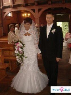suknia ślubna Herms