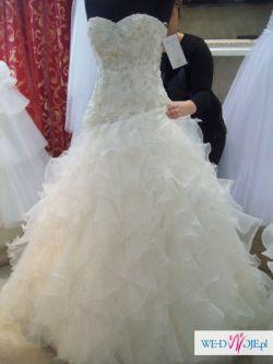 Suknia ślubna Hiszpanka Suknie ślubne Ogłoszenie Komis Baza