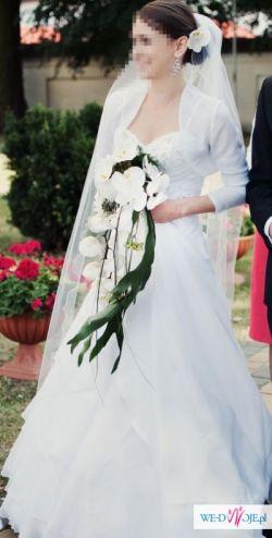 Suknia ślubna hiszpanka MGNY Roma (36017) 36/38