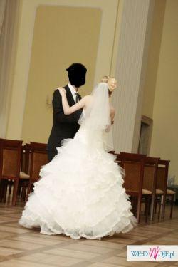 Suknia ślubna Hiszpanka rozmiar 36 z dodatkami i butami
