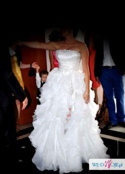Suknia ślubna Hiszpańska Suknie ślubne Ogłoszenie Komis Baza