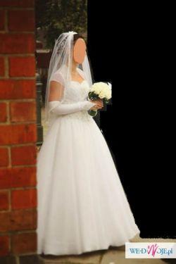 Suknia ślubna idealna do tańca (+ dodatki) WROCŁAW !!filmik!!