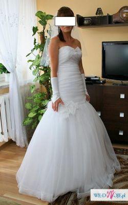 Suknia ślubna - idealna na Twój ślub