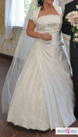 Suknia ślubna Impresja Suknie ślubne Ogłoszenie Komis Baza