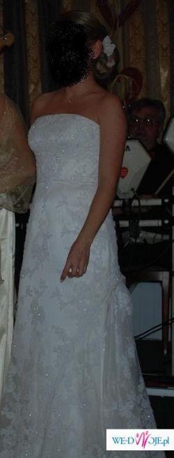 Suknia ślubna INDIA z kolekcji PRONOVIAS
