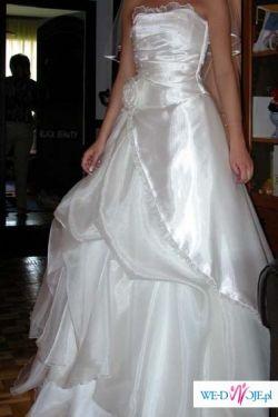 Suknia ślubna Ines z kolekcji Madame Zaręba