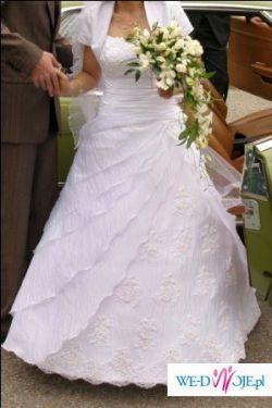 Suknia Ślubna INFINITY z kolekcji Glamour (sklep KARINA)