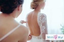 Suknia ślubna inspirowana BERTA Bridal