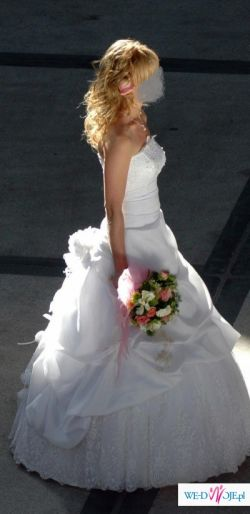 Suknia ślubna inspirowana Kolekcją Fantazja