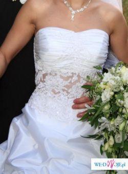 Suknia ślubna Irmina z Salonu Anny Skrzyszowskiej